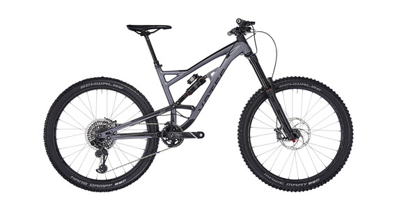 "VOTEC VE Elite - Enduro Fully 27,5"" - black/grey"